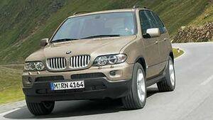 BMW X5 - Modell 2004