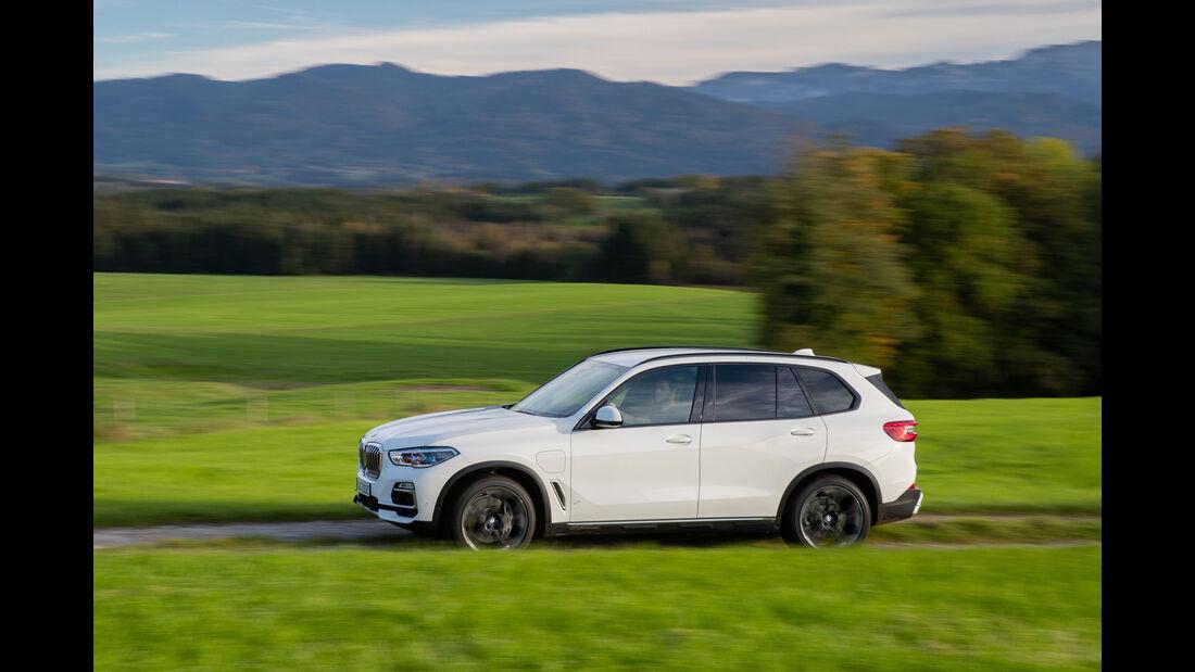 BMW X5 Plug-in Hybrid PHEV (2019) Fahrbericht