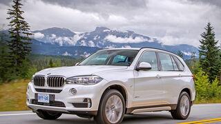 BMW X5, Seitenansicht