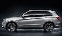 BMW X5 e-Drive Sperrfrist 4.4.2014 00:00 Uhr
