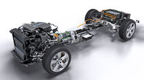 BMW X5 eDrive, Antrieb, Grafik