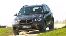 BMW X5 x-Drive 3.0d, Front