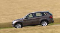 BMW X5 x-Drive 3.0d, Seitenansicht