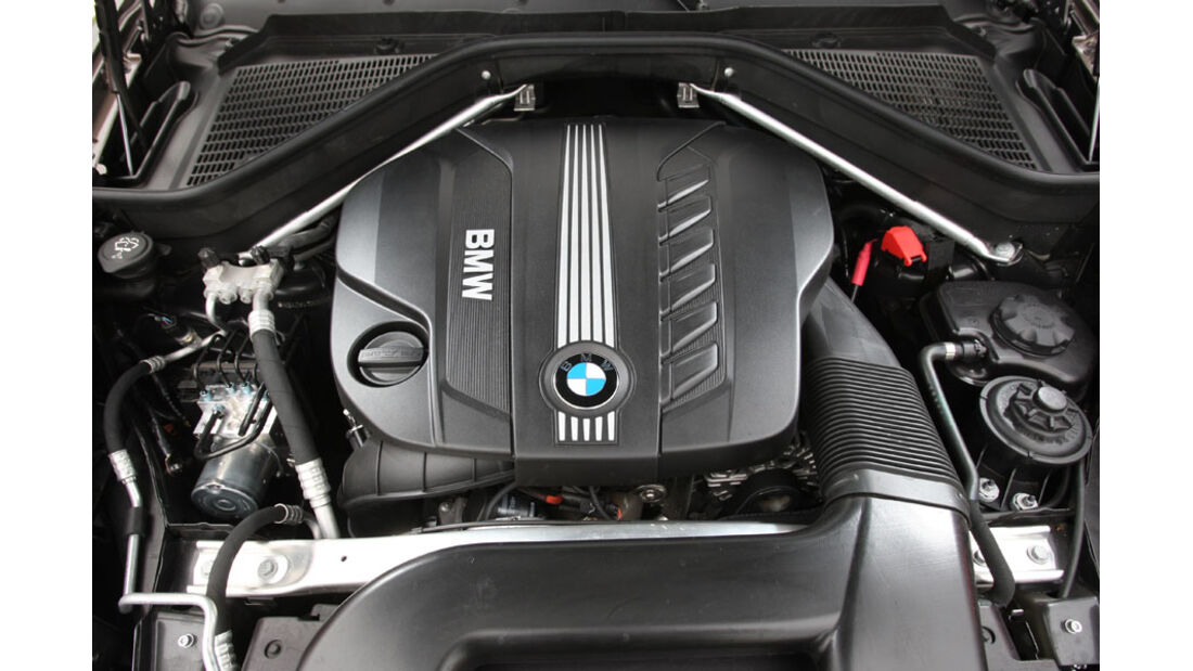BMW X5 x-Drive 30d, Motor
