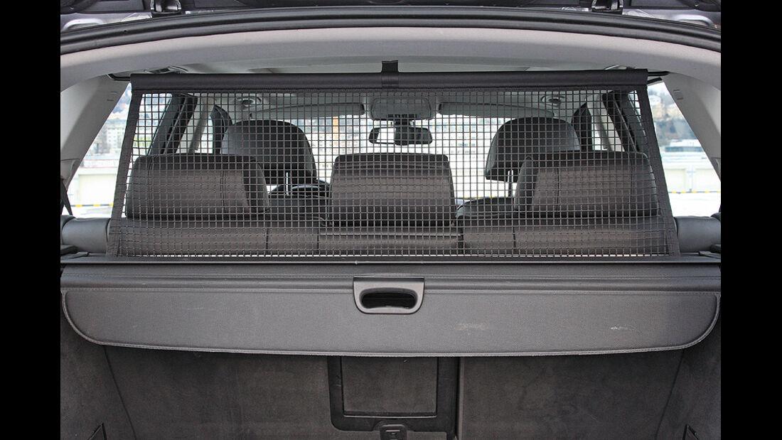 BMW X5, x-Drive 35d, Gepäckraum-Trenngitter