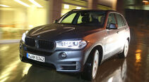BMW X5 xDRIVE 3.0d, Frontansicht