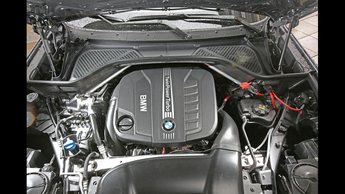 BMW X5 xDRIVE 3.0d, Motor