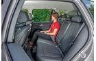 BMW X5 xDRIVE 30d, Fondsitz, Beinfreiheit