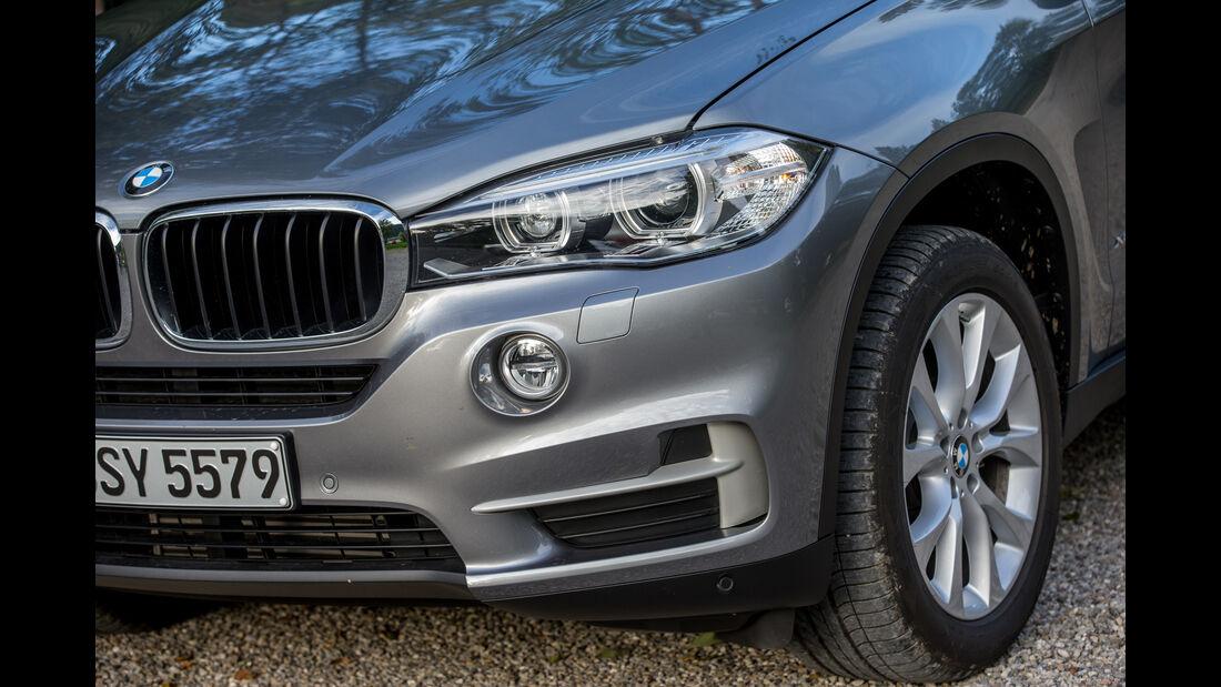 BMW X5 xDRIVE 30d, Frontscheinwerfer