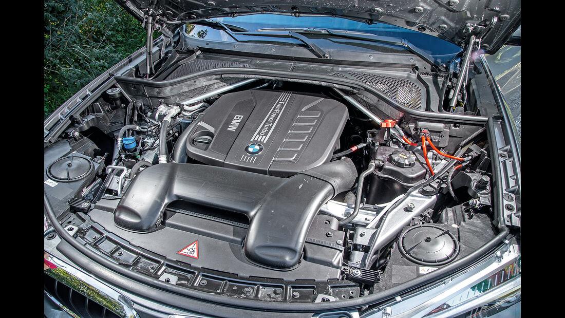 BMW X5 xDRIVE 30d, Motor