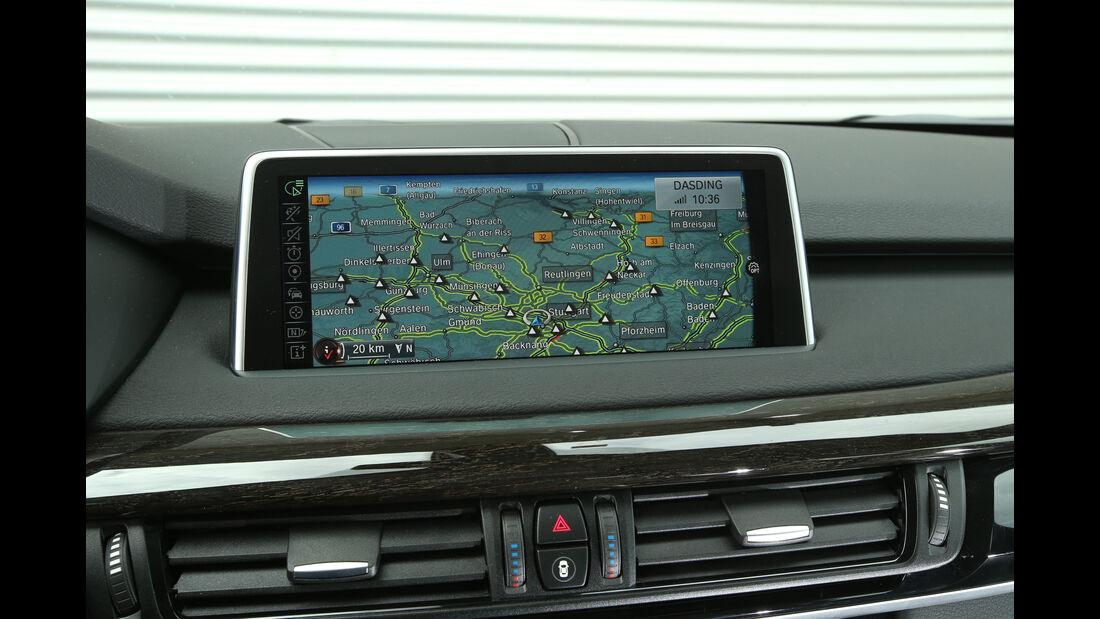 BMW X5 xDrive 25d, Display, Navi