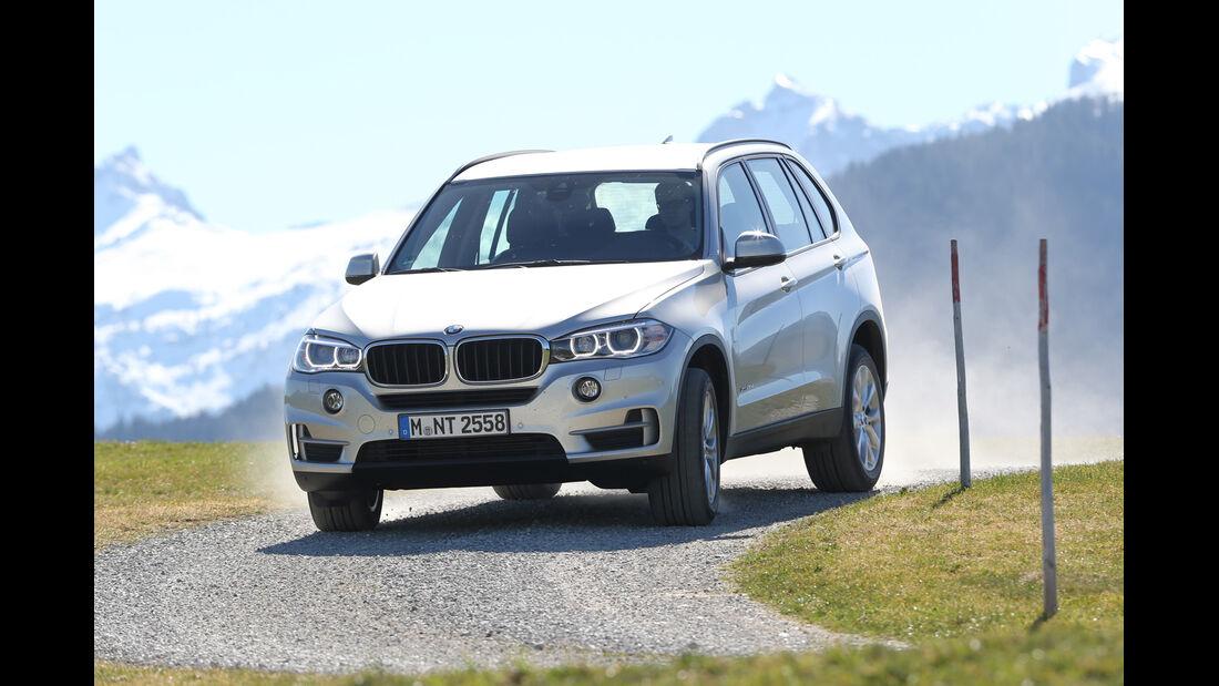 BMW X5 xDrive 25d, Frontansicht