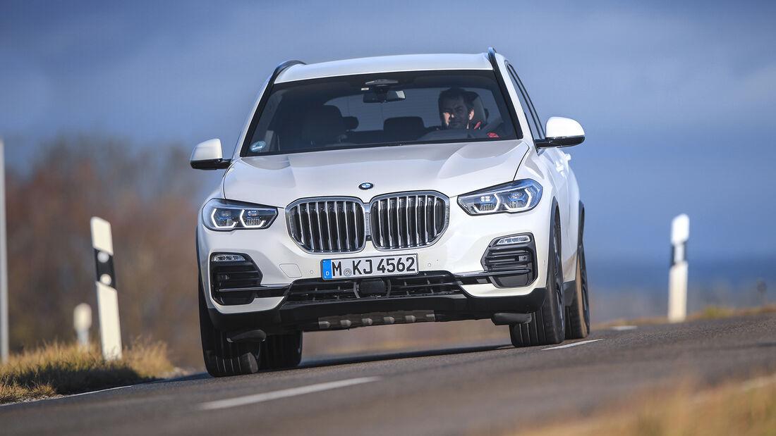 BMW X5 xDrive 30d, Exterieur