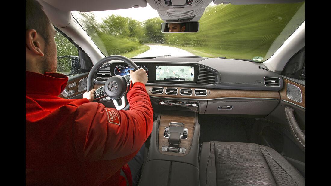 BMW X5 xDrive 30d,  Interieur