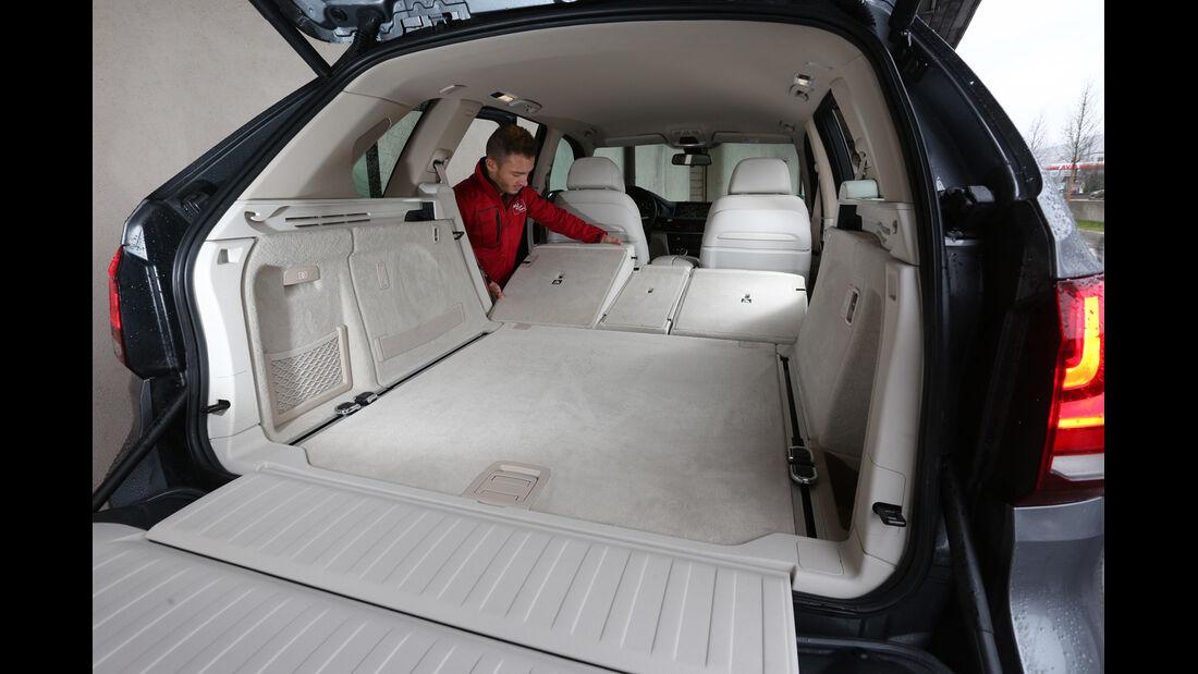BMW X5 xDrive 30d, Kofferraum