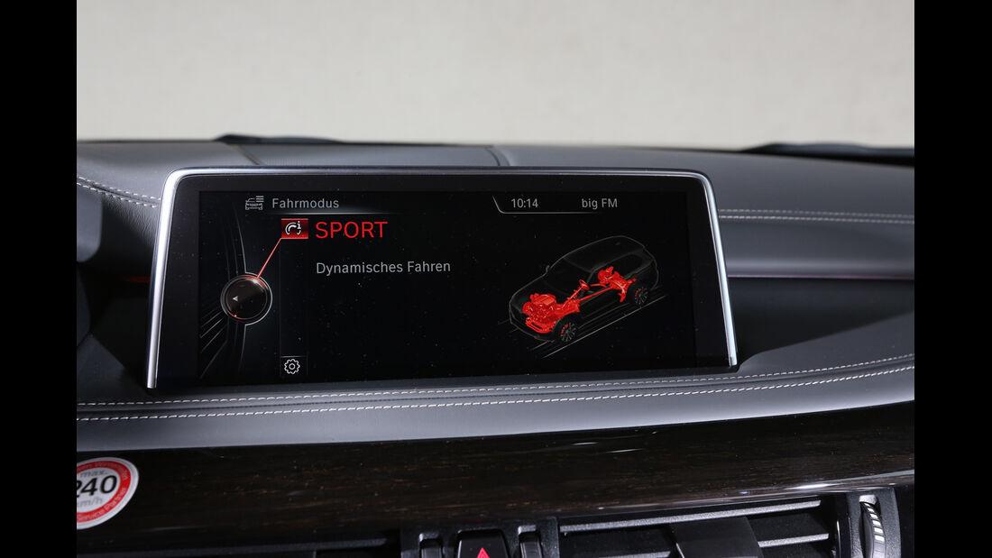 BMW X5 xDrive 30d, Navi, Display