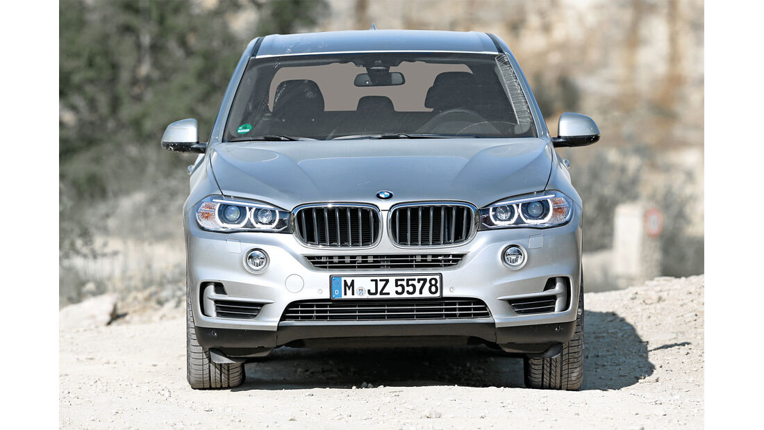 BMW X5 xDrive 40d