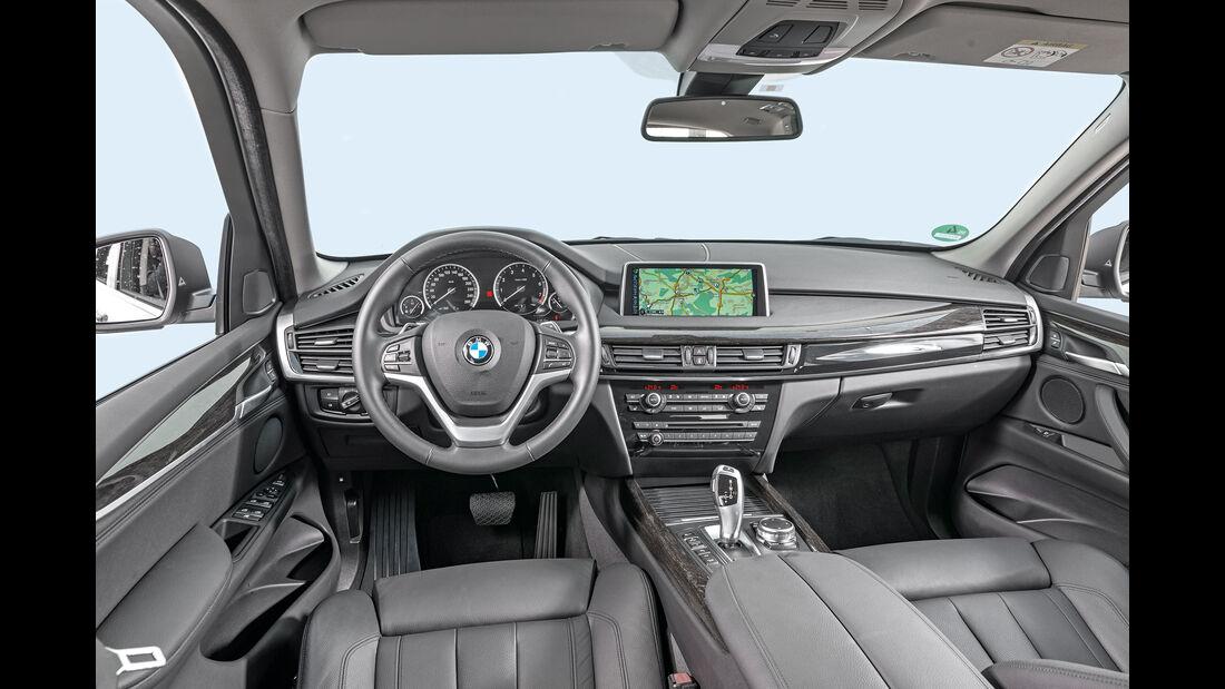 BMW X5 xDrive 40e, Cockpit