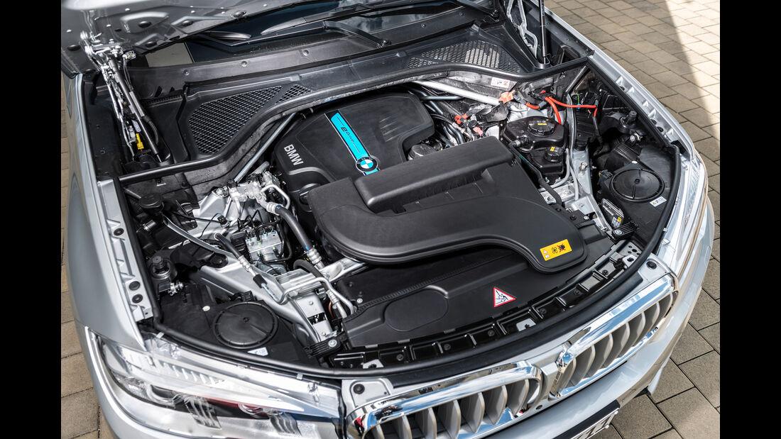BMW X5 xDrive 40e, Motor