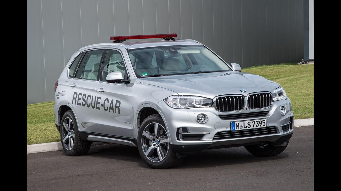 BMW X5 xDrive 40e - Sicherheitsfahrzeug - Formel E - 2015