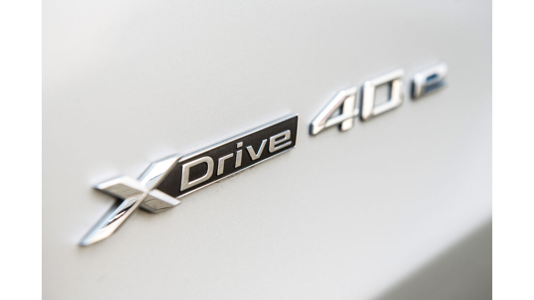 BMW X5 xDrive 40e, Typenbezeichnung