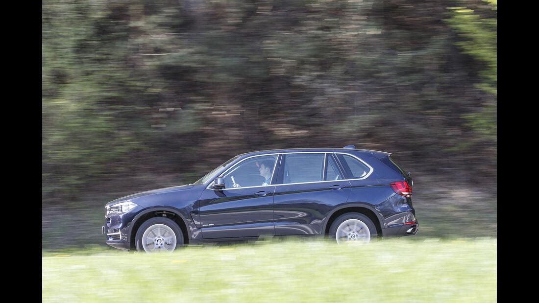 BMW X5 xDrive E35i, Exterieur