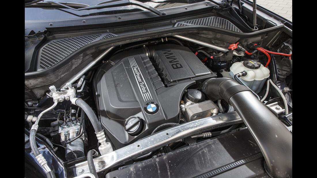 BMW X5 xDrive E35i, Motor