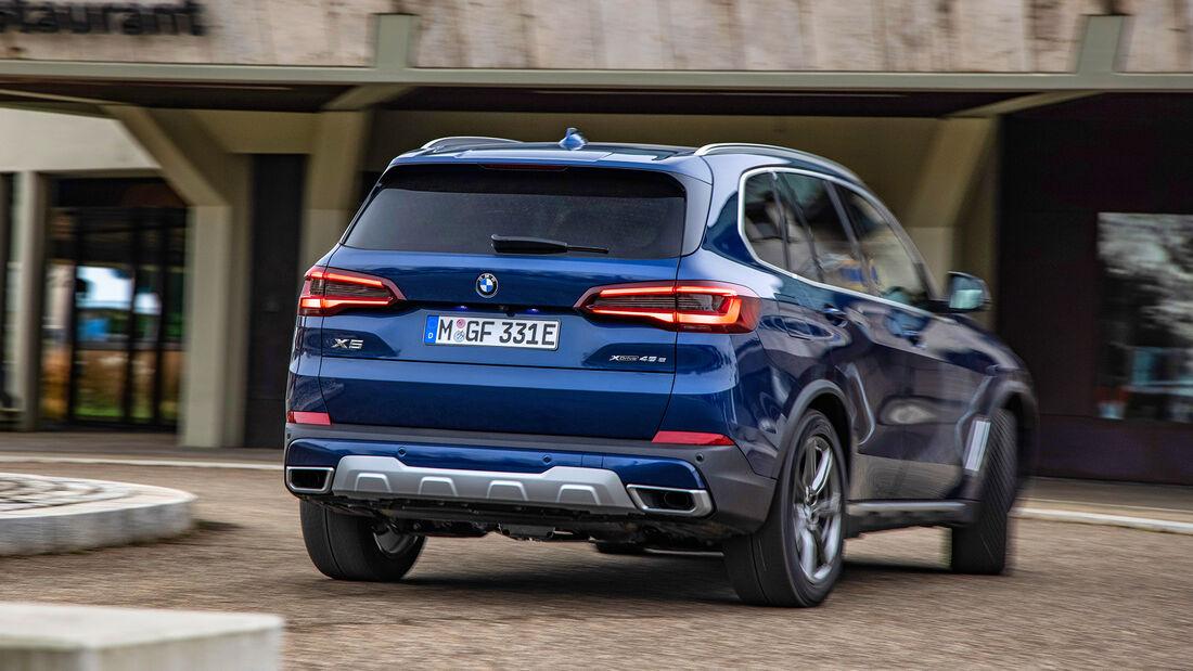 BMW X5 xDrive45e, Exterieur