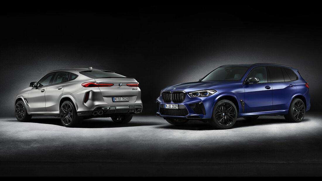 BMW X5M First Edition