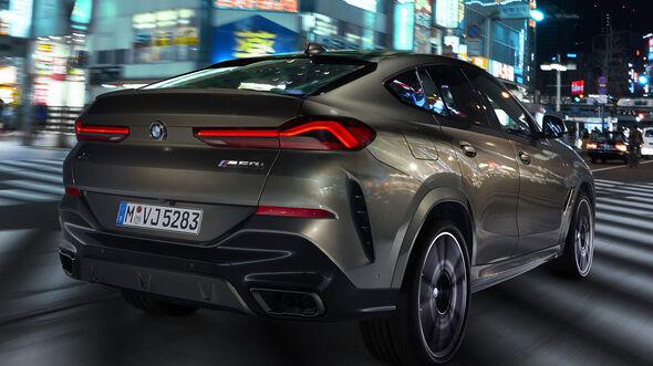 Bmw X6 2020 Weltpremiere Daten Bilder Preise Auto Motor Und Sport