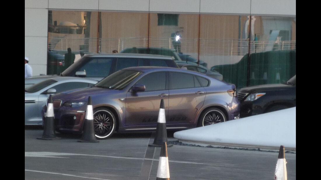 BMW X6 Abu Dhabi