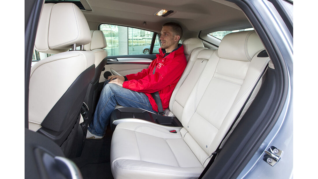 BMW X6 Acitve Hybrid