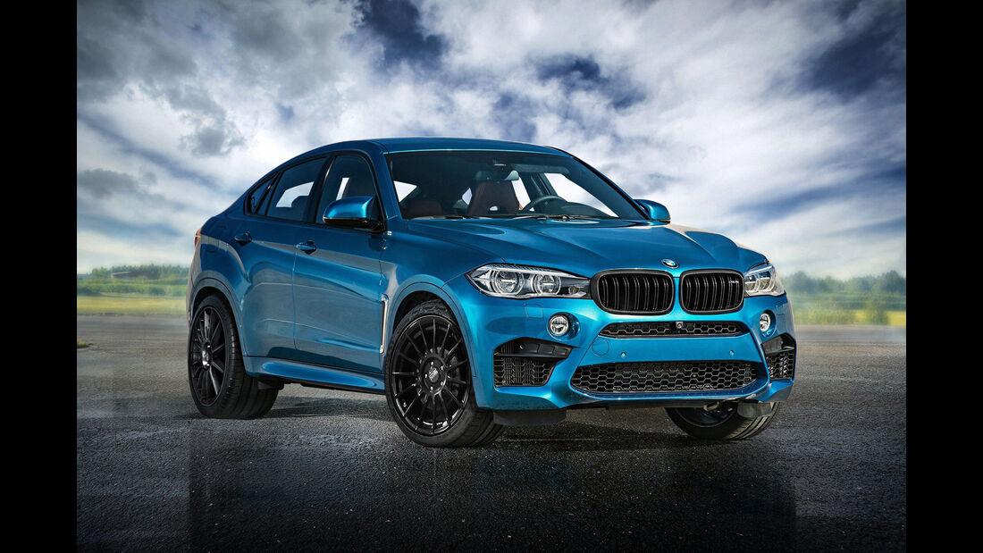 BMW X6 Alpha-N Performance Tuning