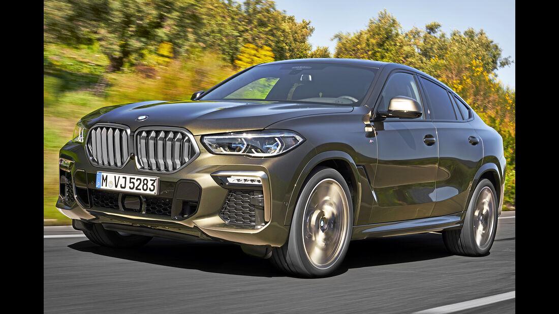 BMW X6, Best Cars 2020, Kategorie K Große SUV/Geländewagen