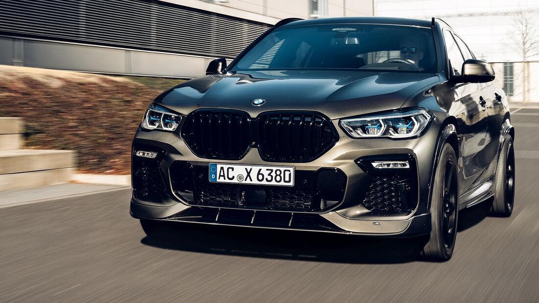 BMW X6 G06 AC Schnitzer Tuning