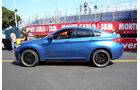 BMW X6 - GP Monaco 2011