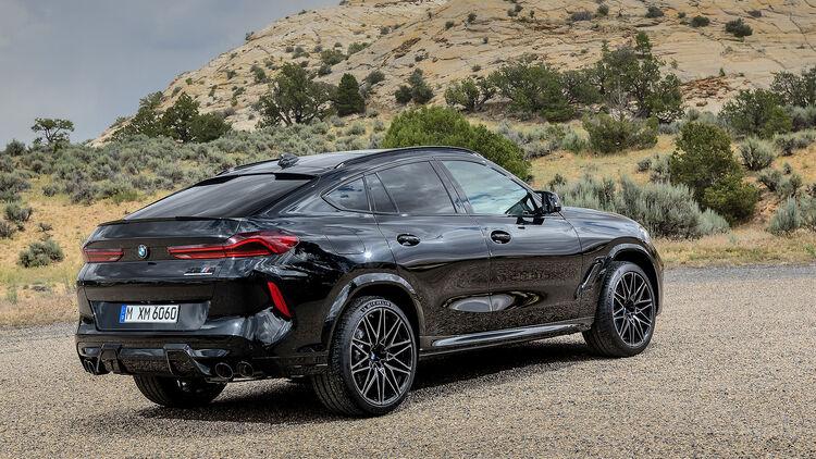 Bmw X6 M Competition 2020 Suv Coupé Mit Bis Zu 625 Ps Auto Motor Und Sport