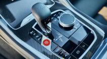 BMW X6 M, Interieur