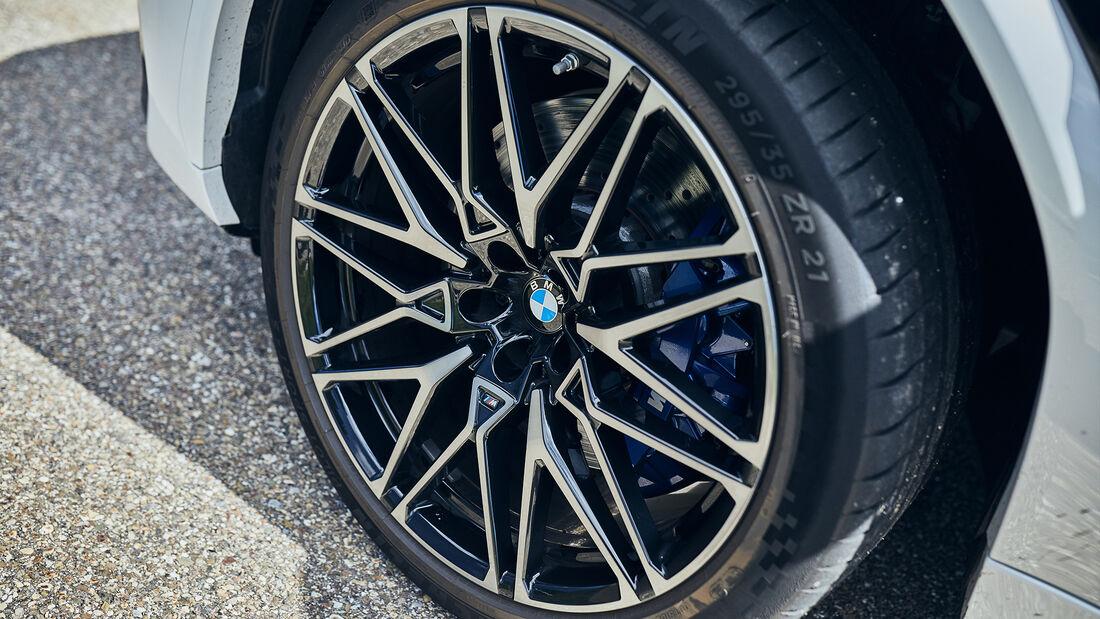 BMW X6 M, Rad