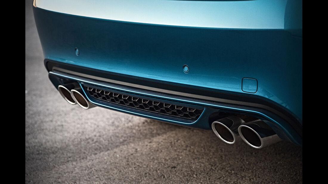 BMW X6 M - SUV - Heckschürze - Diffusor - Vorstellung - M GmbH - 10/2014