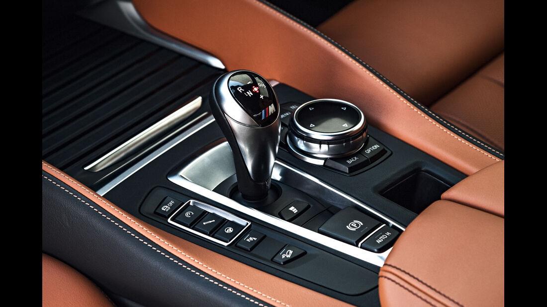 BMW X6 M - SUV - Innenraum - Vorstellung - M GmbH - 10/2014
