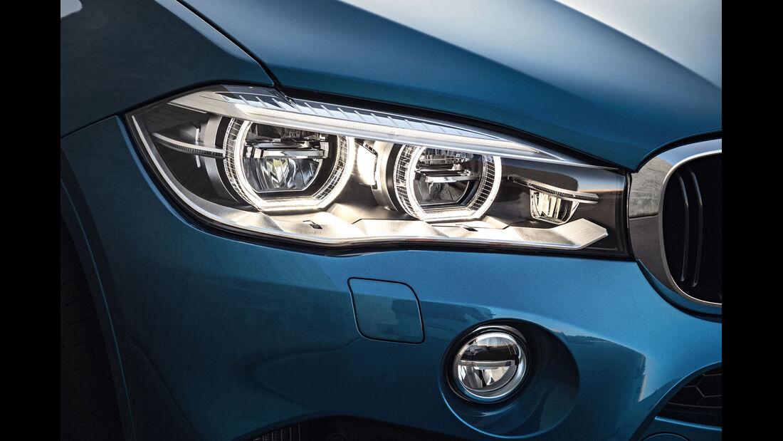 BMW X6 M - SUV - Leuchten - Vorstellung - M GmbH - 10/2014