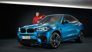 BMW X6 M - SUV - Vorstellung - M GmbH - 10/2014