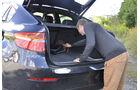 BMW X6 M50d im Innenraum-Check, Kofferraum