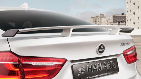BMW X6 M50d von Hamann