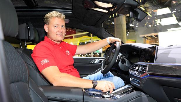 BMW X6 Marcel Sommer