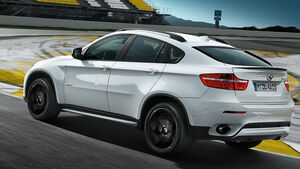 BMW X6 Performance Paket, Genf 2010
