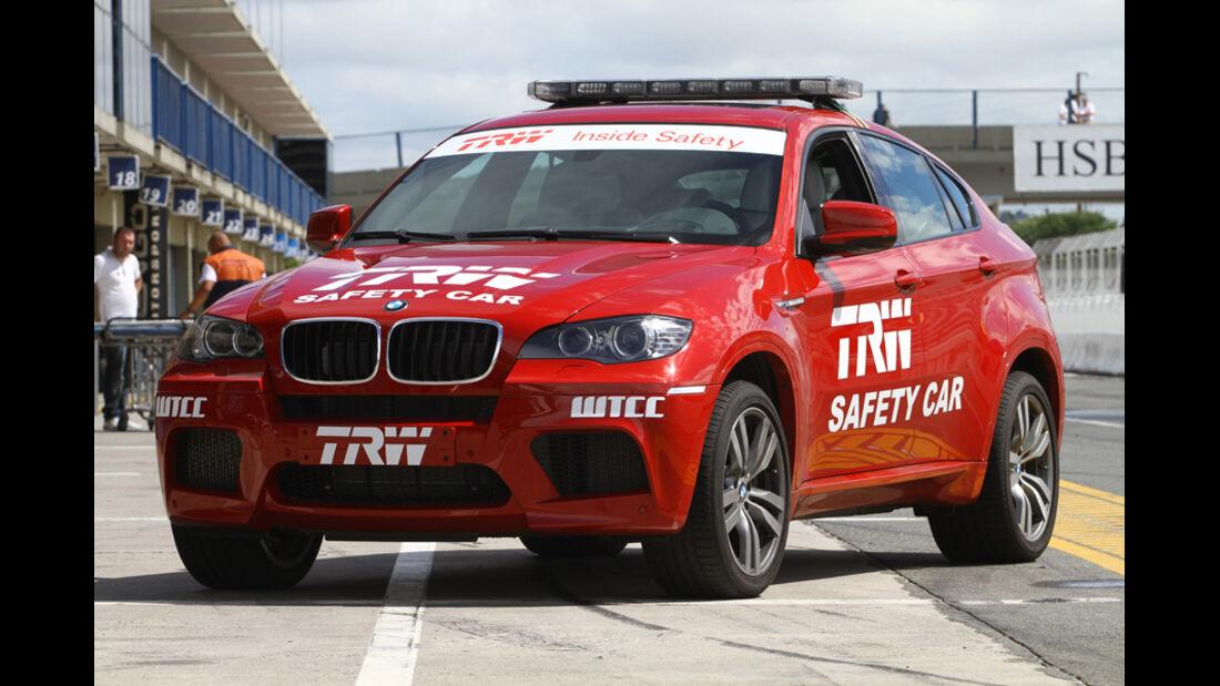 BMW X6 Safety Car