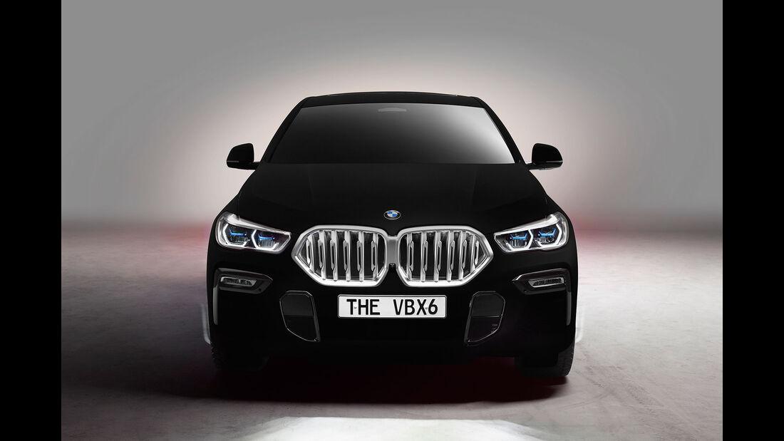 BMW X6 Vantablack VBx2