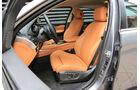 BMW X6 xDrive 30d, Fahrersitz